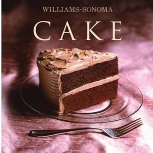 Williams-Sonoma Cake Cookbook 2003